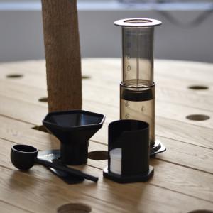 Aeropress-geniální domácí kávovar
